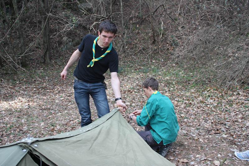 journée technique scoute