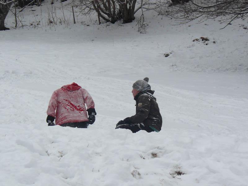 camp d\'hiver